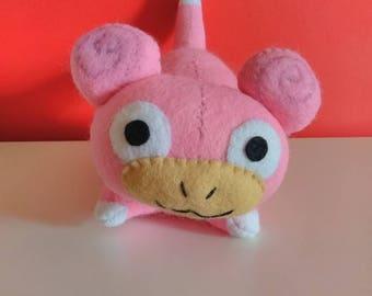 Handmade Plush Slowpoke