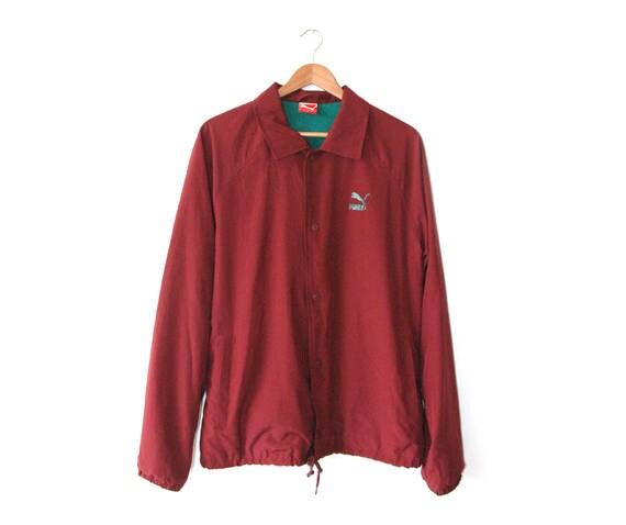 Puma, Coaches jacket, sportswear
