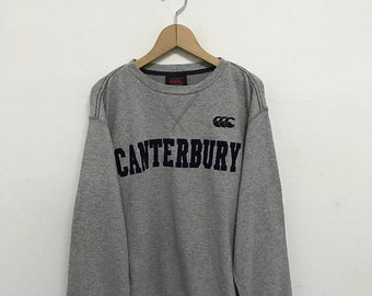 20% OFF Vintage Canterbury Of New Zealand Spell Out Sweatshirt,Canterbury Rugby Jacket,Canterbury Color Block,Canterbury Big Logo