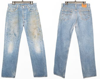 Size 34 501 Vintage Levis, 34x33 501s, Size 34 Vintage 501s, Vintage 501s Size 34, Levis Size 34, Vintage Levis, 34 x 33 Levis 501, 90s