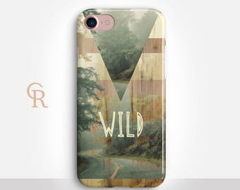 Wanderlust Phone Case For iPhone 8 iPhone 8 Plus iPhone X Phone 7 Plus iPhone 6 iPhone 6S  iPhone SE Samsung S8 iPhone 5 Inspirational