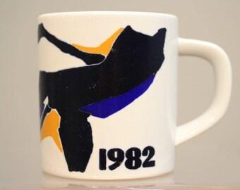 1982 Royal Copenhagen Annual Mug.