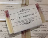 Vanilla Rosewood Natural ...