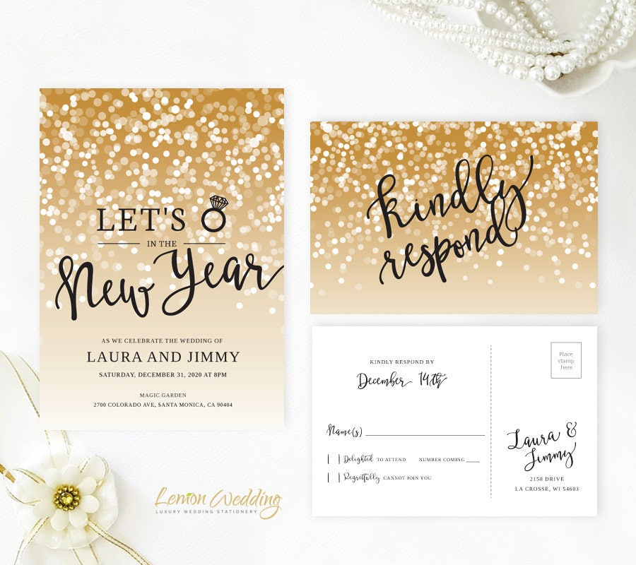 What customers have to say about our New Year s Invitations
