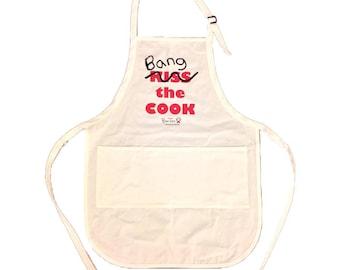 "Apron: ""Bang the Cook"""