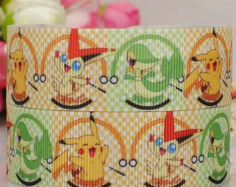 Pokemon Ribbon (1 m) 22mm