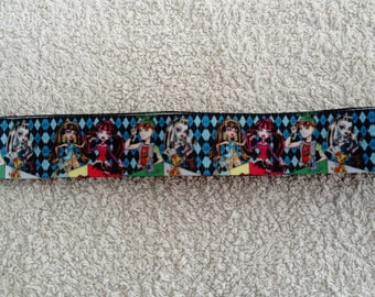 Monster high (by the yard) 22mm Ribbon