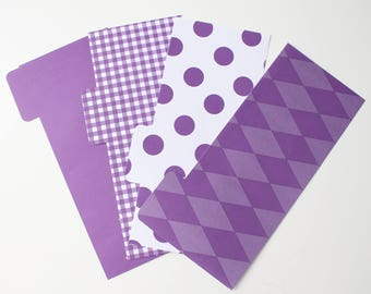 Wallet Dividers for Cash envelope system like Dave Ramsey #151