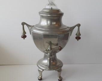 Manning-Bowman & Co. coffee pot-percolator