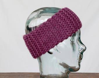 Women's Ear Warmer - Light Purple