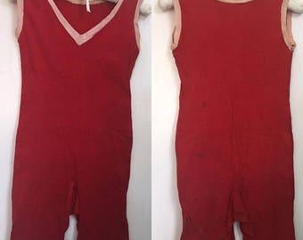 Authentic Vintage item from 1900 - 1909, Edwardian Swim suit, collectors Edwardian clothing