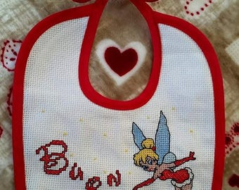 Bib trills Merry Christmas Cross Stitch