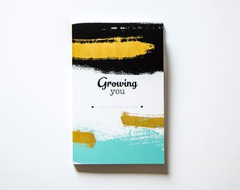 Growing You Pregnancy Journal (Softcover)