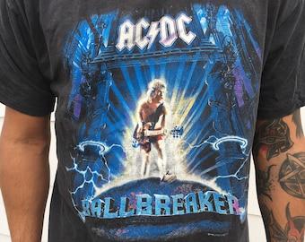 Vintage 1996 AC/DC  Ballbreaker Tour shirt