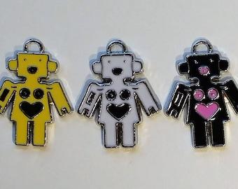 Robot Charms