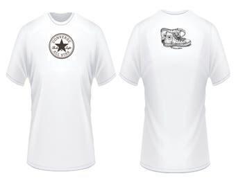 Converse Shoes T-Shirt