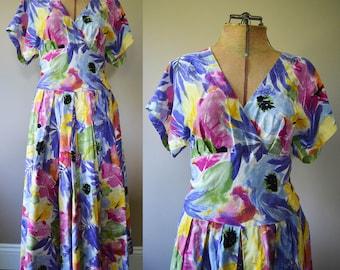 Vintage Ann Tjian for Kenar | Vintage 60s dress |