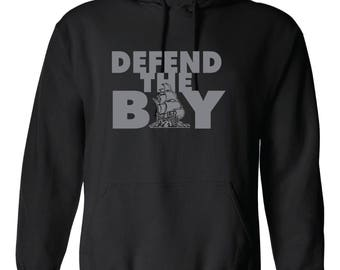 Defend the Bay - Hoodie