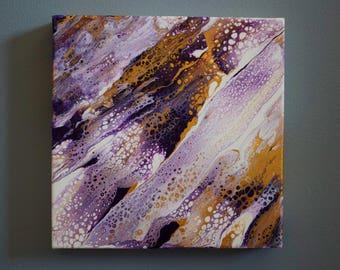 Tundra | Abstract canvas