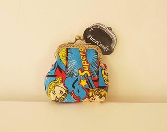SUPERGIRL - Supergirl coin purse
