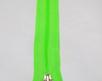 Fermeture éclair FLUO Vert 30cm