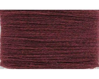 Yarn wool darning St Pierre Burgundy