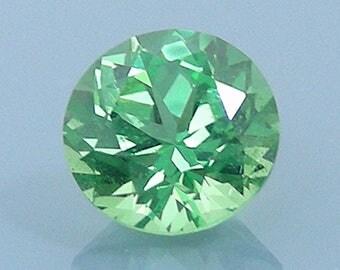 Tanzanian .81 Ct. Green Grossular Tsavorite Garnet