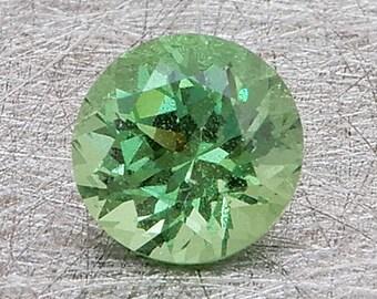 Tanzanian 1.05 Ct. Green Grossular Tsavorite Garnet