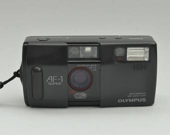 Olympus AF-1 Super Point and Shoot Camera