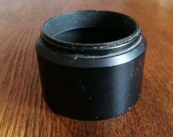 Vintage 67 mm Lens Hood for SLR Camera Lens