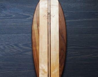Cutting board Big Fish Walnut