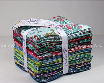 ON SALE SPLENDOR by Amy Butler for FreeSpirit Fabrics  -  Fat Quarter Bundle - 24 Prints