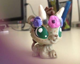 Custom LPS Forest Flower Spirit
