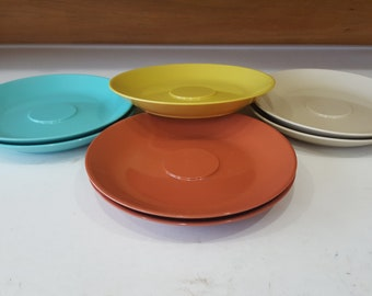 Vintage Florence Prolon Melmac Dishware Molded Plastic Dishes Melamine Dishes Retro Kitchen Dishes & 1950s melmac dishes | Etsy