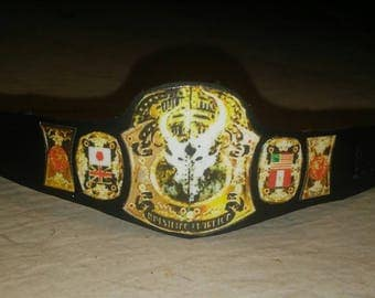 Heavy Metal world title
