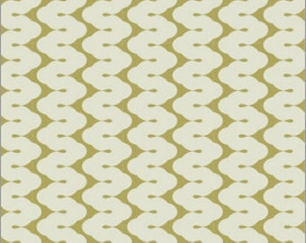 Tilda Apple Bloom - Yarn Olive  Cotton fabric by Tone Finnanger 480847 Patchwork quilting dressmaking