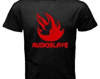 audioslave t-shirt rock awesome will be missed classic