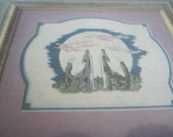 High Desert Cross Stitch