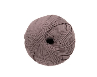 Cotton knit or crochet Natura n 39 shadow