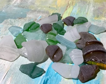 Mixed Sea Glass Bottle Lips For Beach Home Decor Sea Glass For Jewelry Mix Smoky Ocean Glass Beach Find Frost Sea Glass Colored Sea  Glass