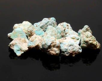 Rough Turquoise Stones