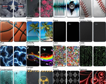 Choose Any 1 Vinyl Decal/Sticker/Skin Design for the Samsung Galaxy Tab 7.0 Plus - Android Tablet