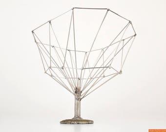 Val Bertoia Modernist Sculpture, Circa 1980