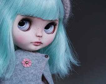 Meriel - On the Horizon Dolls custom Blythe doll