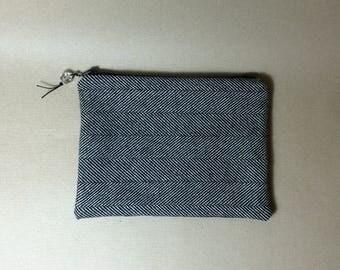 ZARA soft clutch, medium