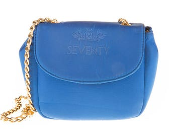 Hard Blue Seventy 90's Shoulder/Evening Bag