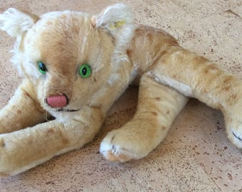 Steiff Lion Cub