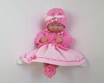 Doll Clothes Set for 14 inch dolls / BERENGUER / CUPCAKE / La Newborn / Reborn