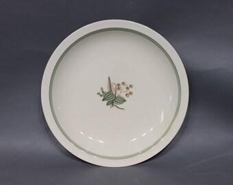 "Royal Copenhagen ""Hjertegræs"" round dish, no.: 884/9482."
