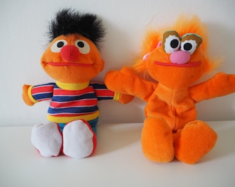 Sesame street Ernie and Zoe